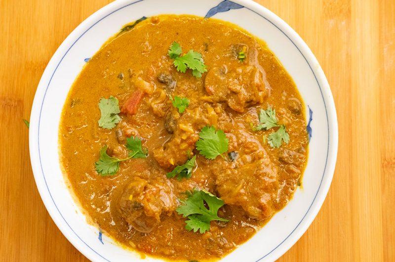 印度風牛肉咖哩Beef Masala
