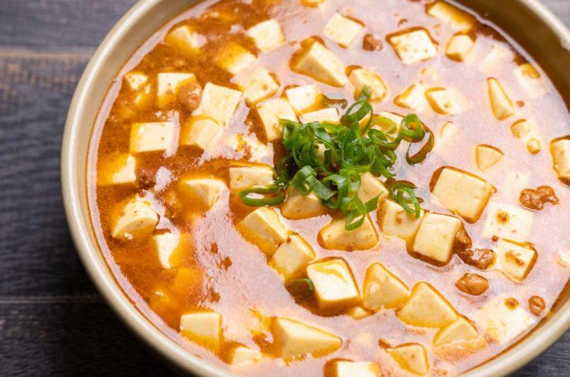 超高速麻婆豆腐