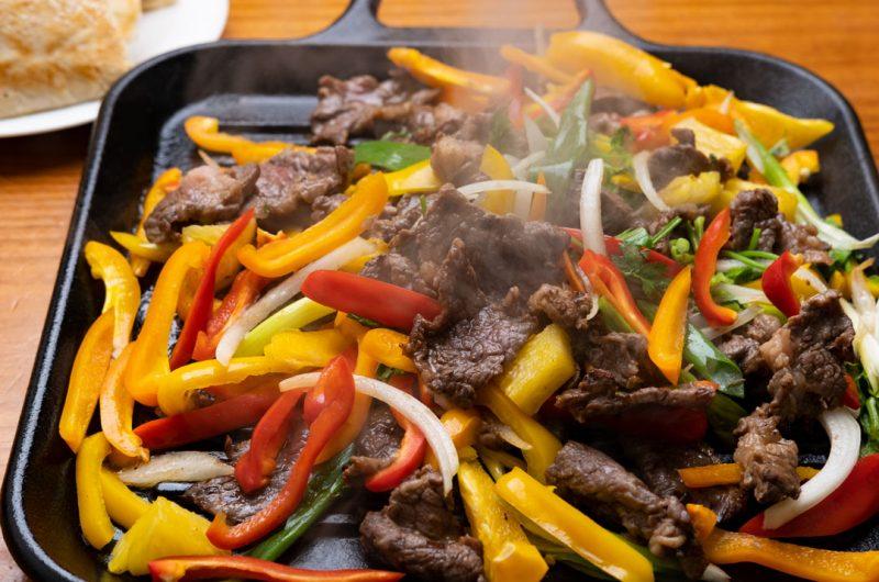 家常版蒙古烤肉與北京烤肉