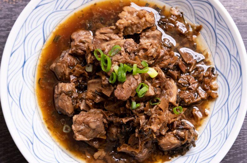 梅干菜燒牛腩